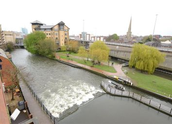Thumbnail 2 bed flat for sale in Bear Wharf, Fobney Street, Reading