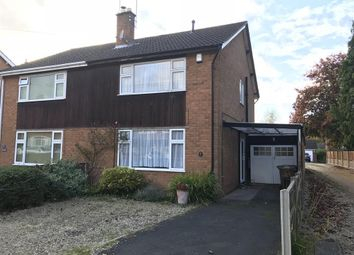 Thumbnail 3 bedroom semi-detached house to rent in Domar Road, Kidderminster