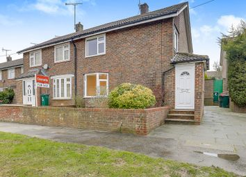Thumbnail 3 bed end terrace house for sale in Shepherd Close, Southgate, Crawley