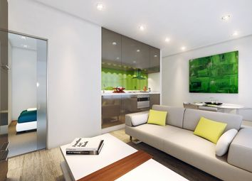 Thumbnail 1 bed flat for sale in James Street, Liverpool