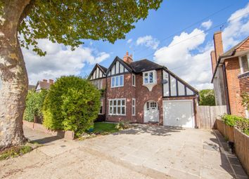 Thumbnail 3 bed semi-detached house to rent in Revell Road, Norbiton, Kingston Upon Thames
