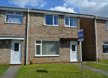 Thumbnail 3 bed terraced house to rent in Hilton Avenue, Scunthorpe
