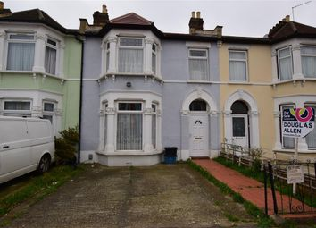 Thumbnail 3 bed terraced house for sale in St. Albans Road, Seven Kings, Ilford, Essex