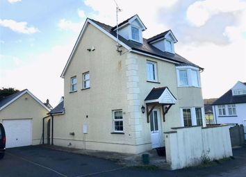 Thumbnail 4 bed detached house for sale in Headland, Aberporth, Ceredigion