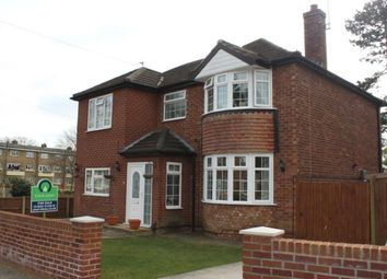 Thumbnail 4 bed detached house for sale in Park Avenue, Lincoln