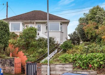 Thumbnail 1 bed semi-detached bungalow for sale in St. Georges Road, Saltash