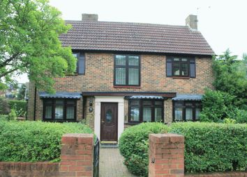 Thumbnail 4 bed detached house to rent in Priory Road, Noak Hill, Romford
