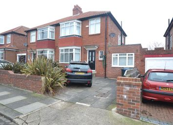Thumbnail 3 bed semi-detached house for sale in Ribbledale Gardens, High Heaton, Newcastle Upon Tyne