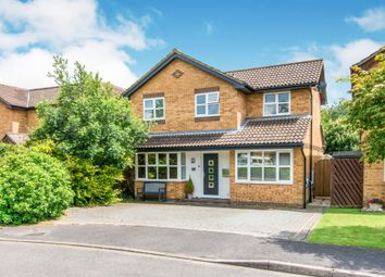 Thumbnail 4 bed detached house for sale in Chepstow Close, Chandlers Ford, Eastleigh