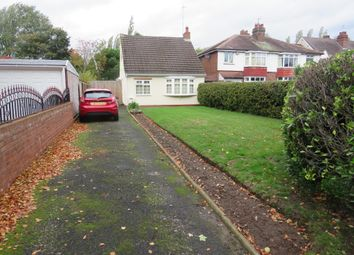 Thumbnail 2 bed detached bungalow for sale in Bustleholme Lane, West Bromwich