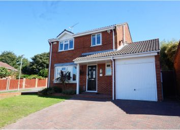 Thumbnail 3 bed detached house for sale in Ennerdale Gardens, Chartwell Green, West End, Southampton