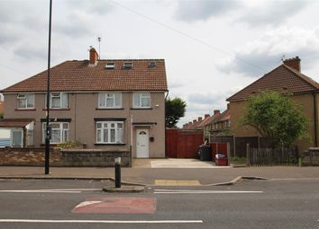 Thumbnail 4 bed semi-detached house for sale in Raleigh Road, Feltham