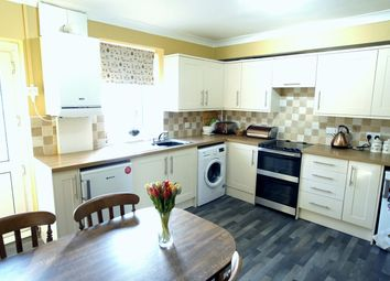 Thumbnail 2 bed terraced house for sale in Allhallows Terrace, Fletchertown, Wigton