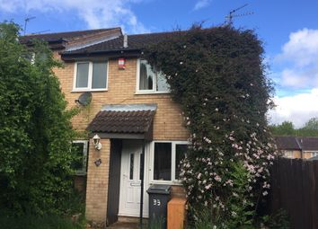 Thumbnail 1 bedroom end terrace house for sale in Blackthorn Drive, Beaumont Leys, Leicester