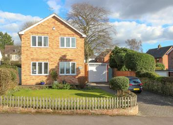 Thumbnail 3 bed detached house for sale in Ashfield Crescent, Ross-On-Wye