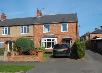 Thumbnail 4 bed end terrace house for sale in Crosby Road, Northallerton