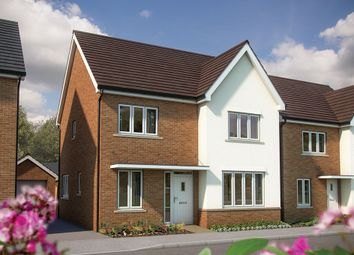 "Thumbnail 4 bedroom detached house for sale in ""The Aspen"" at Amesbury Road, Longhedge, Salisbury"