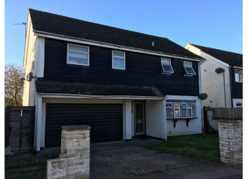 Thumbnail 4 bed detached house for sale in Little Pynchons, Harlow