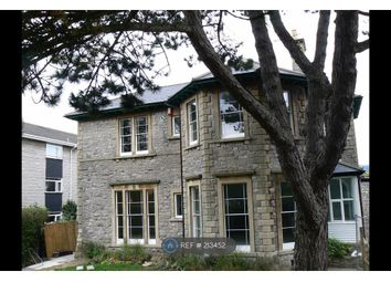 Thumbnail 2 bed flat to rent in Ellenborough Park North, Weston Super Mare