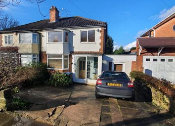 3 bed semi-detached house for sale in 3 Bedrooms Cromwell Lane, Northfield B31
