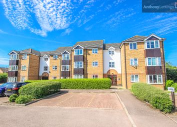 Thumbnail 2 bed flat to rent in Foxes Close, Hertford