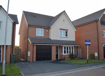 Thumbnail 4 bed detached house for sale in Moore Way, Castleford