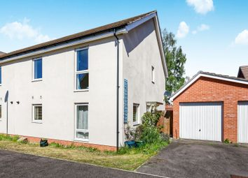 Thumbnail 4 bedroom semi-detached house to rent in Jaguar Lane, The Parks, Bracknell