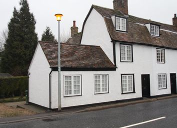 Thumbnail 2 bed cottage to rent in Thrapston Road, Kimbolton