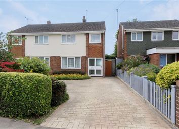 Thumbnail 3 bed semi-detached house for sale in Ermin Street, Swindon, Wilts