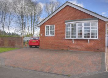 Thumbnail 2 bed detached bungalow for sale in Moorland Court, Bedlington