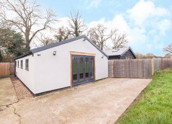 2 bed detached house for sale in Bury Green, Near Bishops Stortford, Hertfordshire SG11