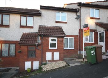 Thumbnail 2 bed terraced house to rent in Coombe Way, Kings Tamerton