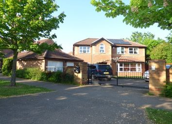 Thumbnail 5 bed detached house to rent in Emerson Valley, Milton Keynes