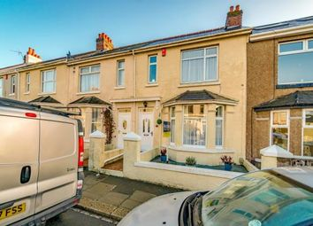 Thumbnail 4 bed terraced house for sale in Pennycross Park Road, Plymouth, Devon