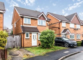 Thumbnail 3 bedroom detached house for sale in Warslow Drive, Sale, Cheshire, Greater Manchester