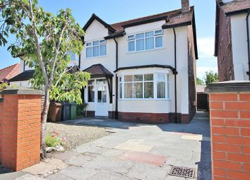 Thumbnail 4 bed semi-detached house for sale in Everard Road, Southport