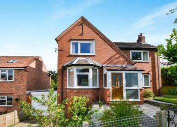 Thumbnail 4 bed detached house for sale in St Edmunds Avenue, Mansfield Woodhouse, Mansfield, Nottinghamshire