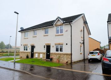 Thumbnail 3 bed semi-detached house for sale in Bolerno Crescent, Bishopton