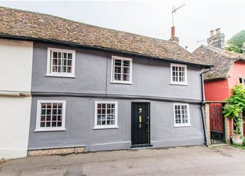 Thumbnail 2 bed semi-detached house for sale in Freshwell Street, Saffron Walden