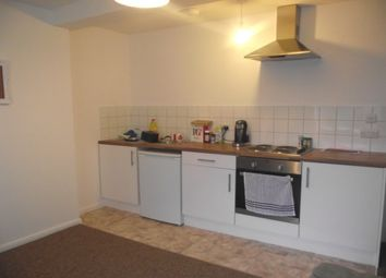 Thumbnail 1 bed flat to rent in Stockport Road, Cheadle