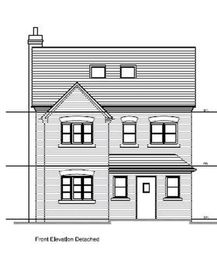 Thumbnail 3 bed detached house for sale in Birch Meadow, Broseley