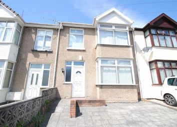Thumbnail 3 bedroom terraced house for sale in Parkstone Avenue, Horfield, Bristol