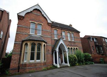 Thumbnail 1 bedroom flat to rent in Lillington Avenue, Leamington Spa