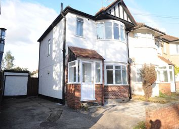 Thumbnail 3 bed end terrace house to rent in Chelston Approach, Ruislip Manor, Ruislip