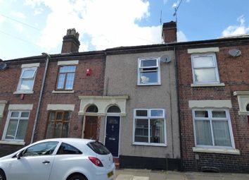Thumbnail 2 bedroom terraced house for sale in Morton Street, Middleport, Stoke-On-Trent