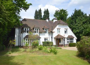 Thumbnail 4 bed detached house for sale in The Drive, Holly Lodge, Lower Kingswood, Tadworth