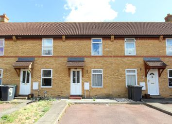 Thumbnail 2 bed terraced house for sale in Arran Close, Sandy