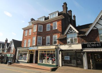 Thumbnail 1 bedroom flat to rent in Oakleigh Court, Station Road West, Oxted