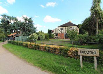 Thumbnail 4 bed detached house for sale in Upper Haye Lane, Fingringhoe, Colchester