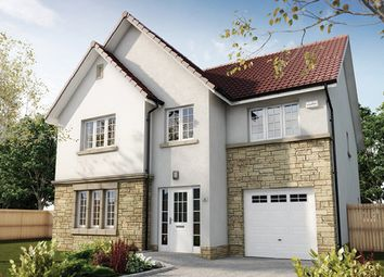 "Thumbnail 5 bed detached house for sale in ""The Crichton"" at Wilkieston Road, Ratho, Newbridge"